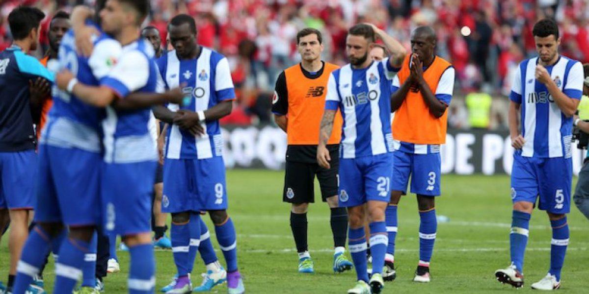 El Porto de Layún, Herrera y Corona se queda sin títulos