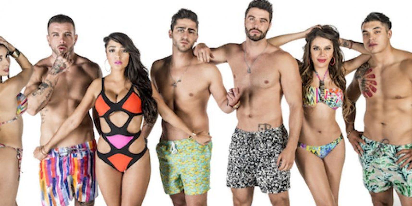 Todo el elenco que formará parte de Acapulco Shore 3 Foto:MTV