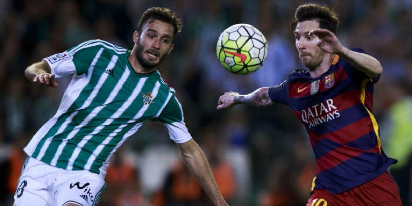 Barcelona vs. Sevilla en la final de la Copa del Rey Foto:Getty Images