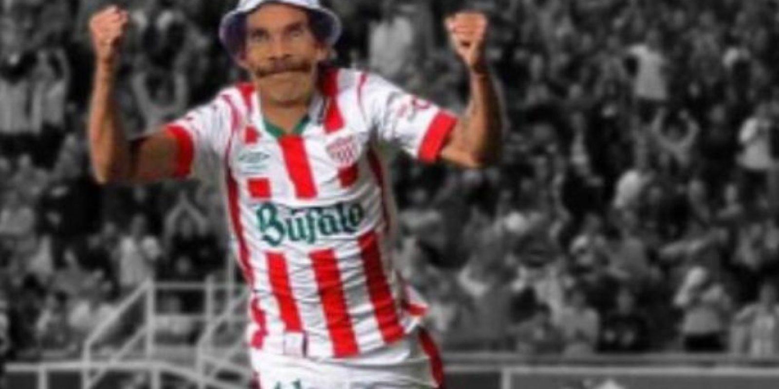 Los memes con Don Ramón celebrando abundan en las redes sociales. Foto:Facebook