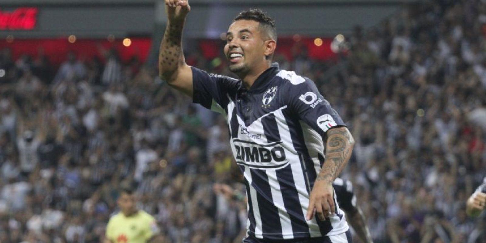 Cardona hizo dos goles, que le dieron el pase a la Final del torneo mexicano. Foto:Israel Salazar