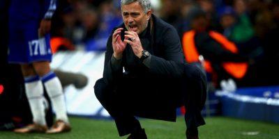 José Mourinho esta cada vez más cerca del Manchester United Foto:Getty Images