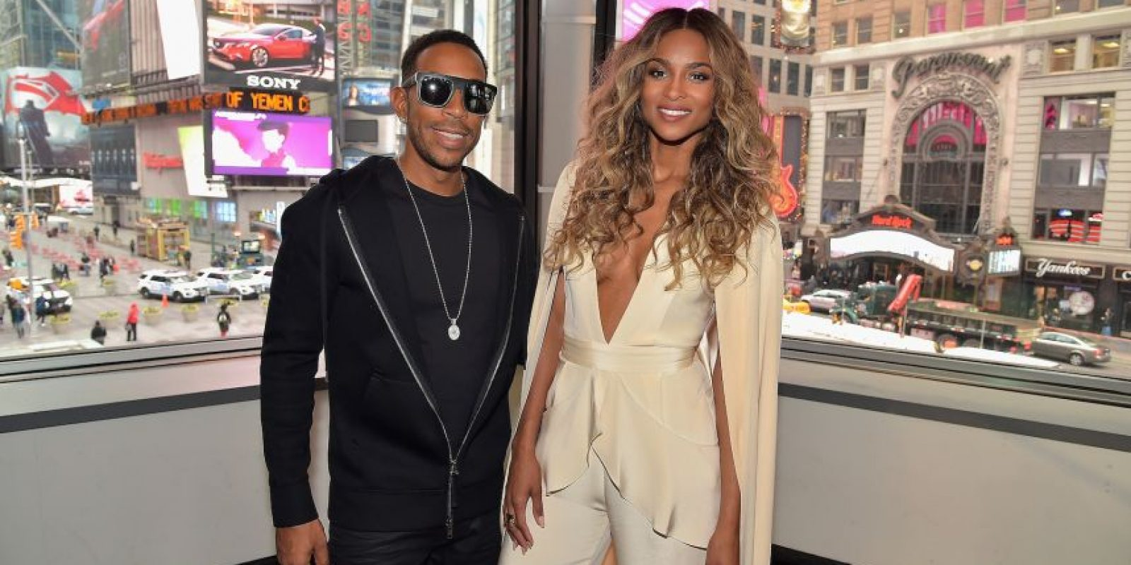 Ludacris y Ciara Foto: Getty Images