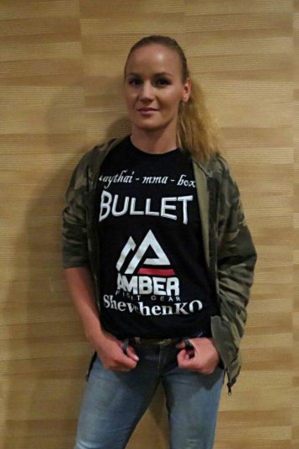 Enfrentará a Holly Holm y después podría pelear contra Rousey Foto:UFC