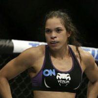 Declaró que puede vencer a Miesha Tate y a Ronda Rousey Foto:UFC