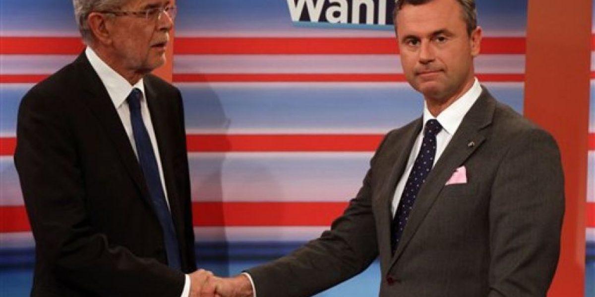 Candidato independiente gana elecciones en Austria