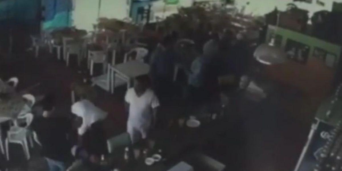 VIDEO: Exhiben a #JuniorsDeSanPancho golpeando a joven