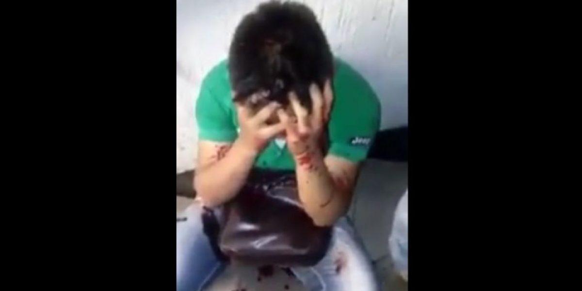 VIDEO: Mujer golpea y humilla a acosador en Metro Pino Suárez