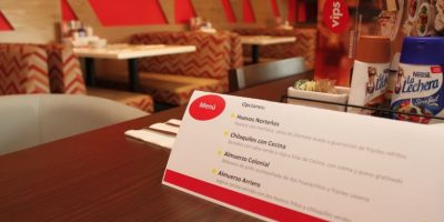 Se incluyeron 30 nuevos platillos en el menú. Foto:Nicolás Corte / Publimetro