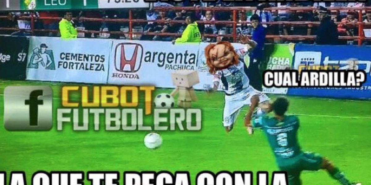 FOTOS: Los mejores memes de la semi entre Pachuca y León