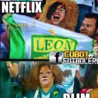 Memes Pachuca y León Foto:internet