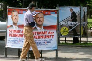 Van der Bellen, obtuvo el 50.3% de los votos Foto:AP