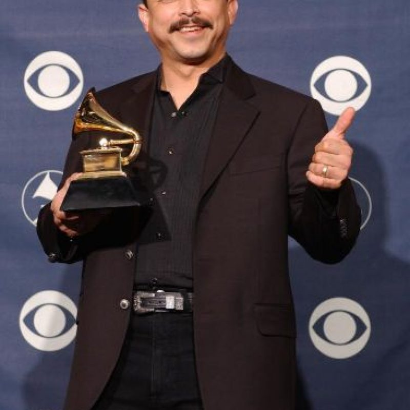 Emilio Navaira Foto: Getty Images