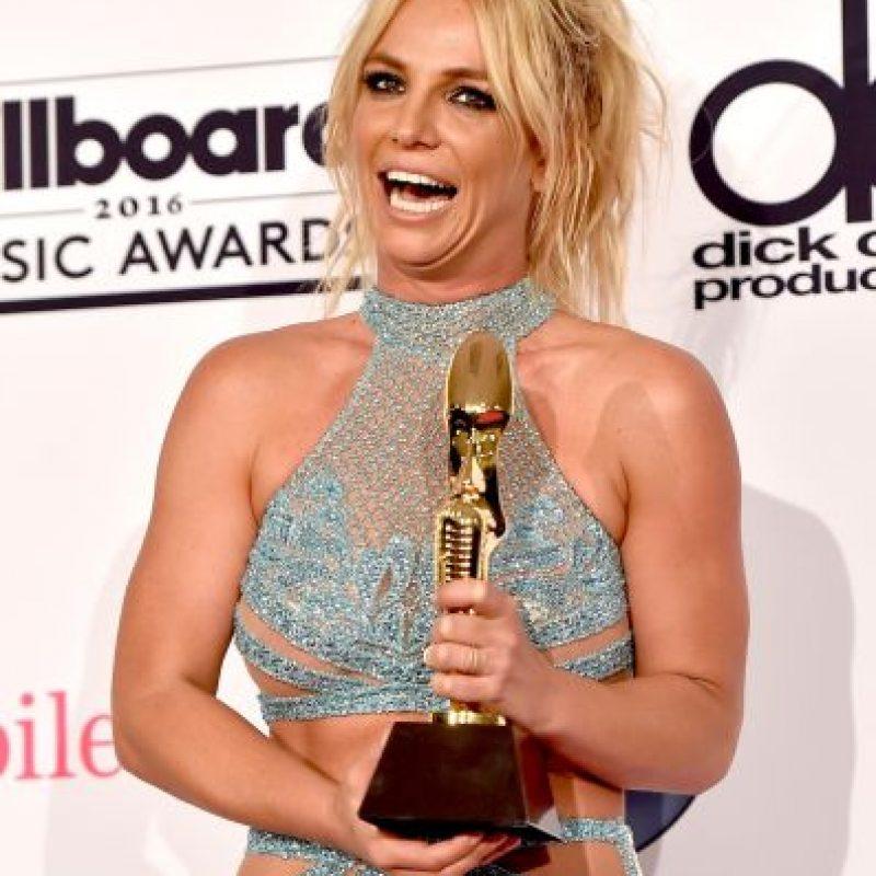 Britney Spears, duramente criticada por los fans. Foto:Getty Images