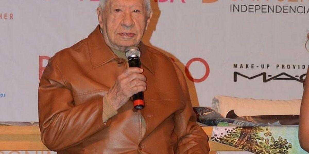Ignacio López Tarso en terapia intensiva tras cirugía