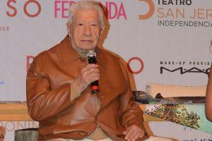 Ignacio López Tarso Foto:Cuartoscuro