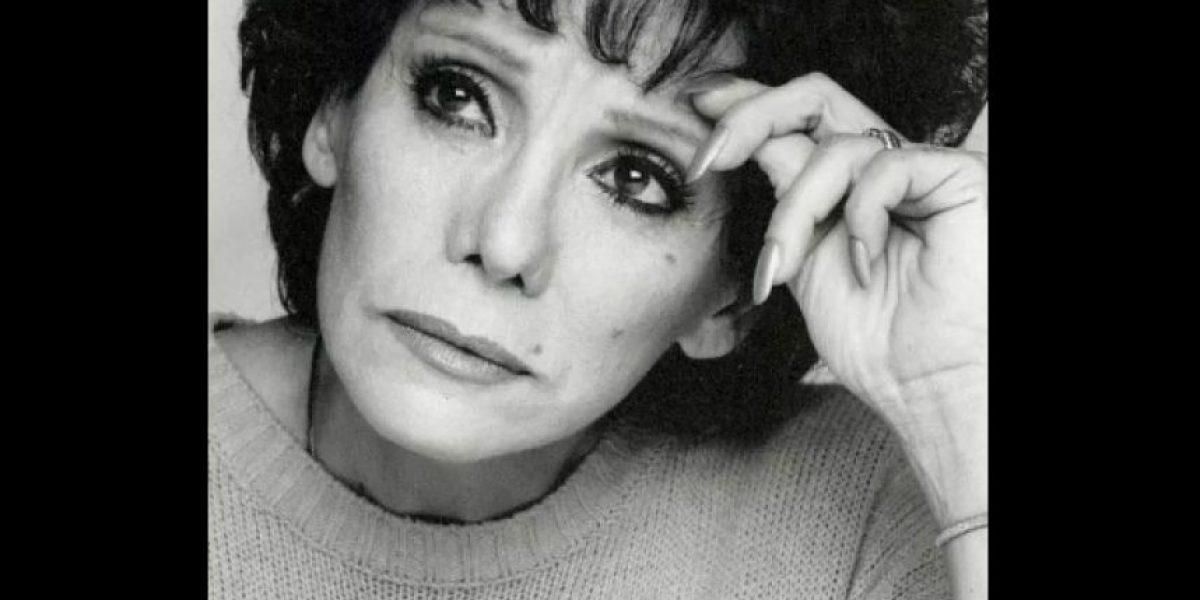 Muere la actriz Leonorilda Ochoa a los 76 años
