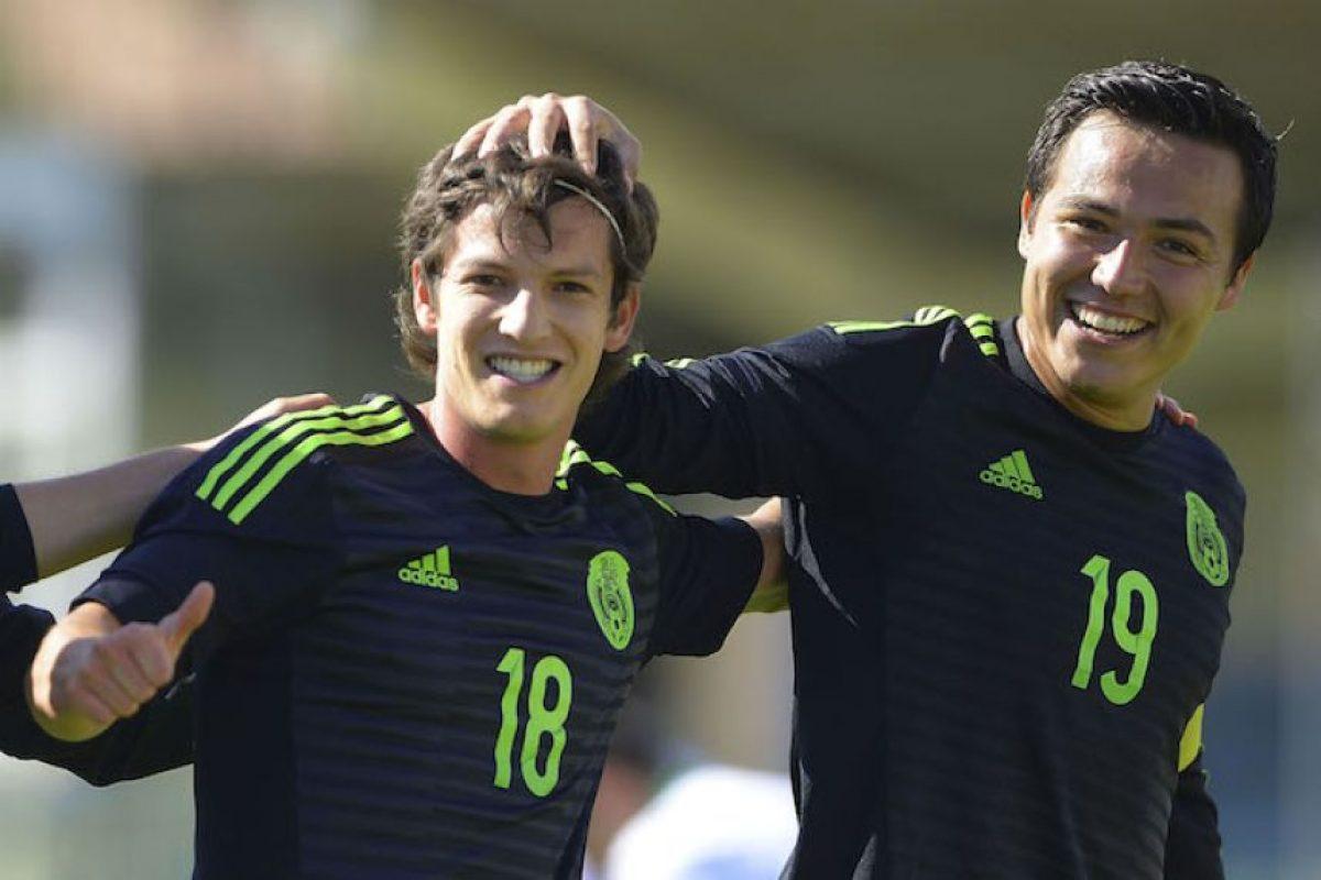 Tri sub 23 se despide de Toulon con victoria Foto:Mexsport