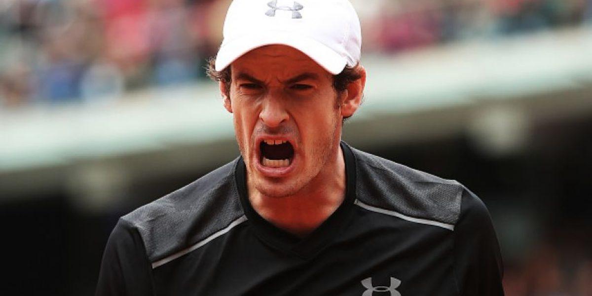 Murray y Nadal avanzan en Roland Garros, Kerber fue eliminada