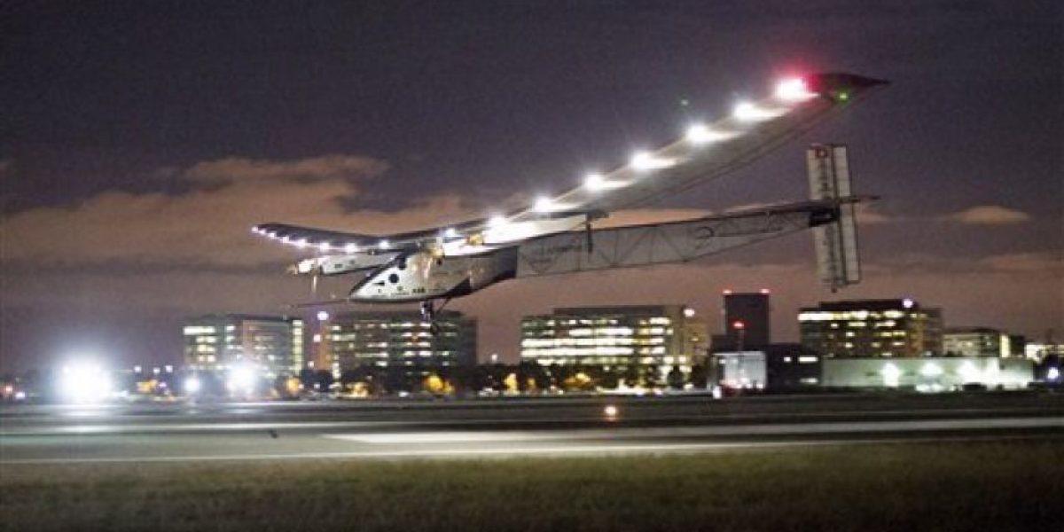 Avión solar pospone vuelo entre Ohio y Pennsylvania tras fallas
