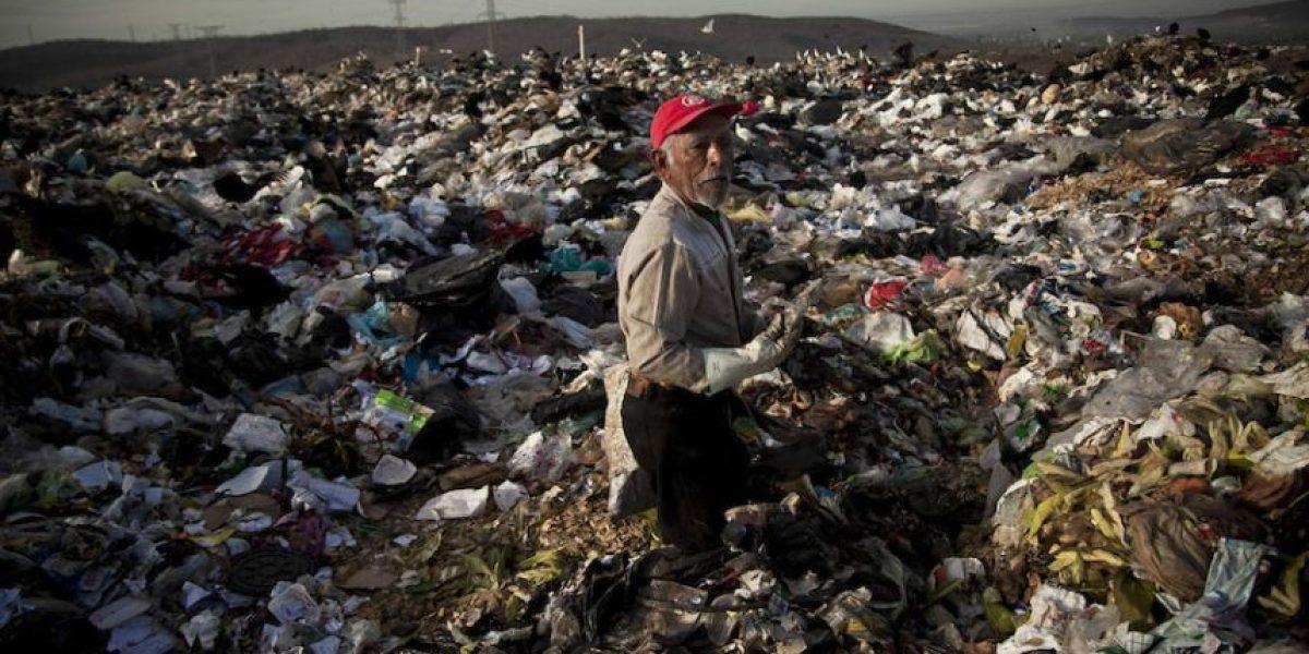 Basura en la CDMX genera el 16% de la contaminación ambiental