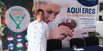 La ganadora fue Madeline Amieva. Foto:Gregorio López / Publimetro