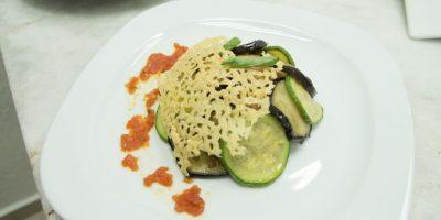 Además del Ratatouille de vegetales. Foto:Gregorio López / Publimetro