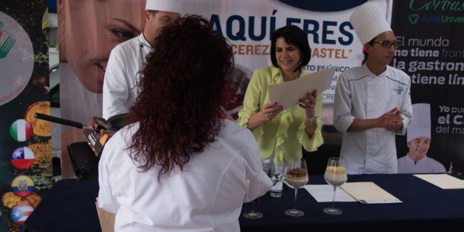 El segundo lugar fue para María Eugenia Dávila. Foto:Gregorio López / Publimetro