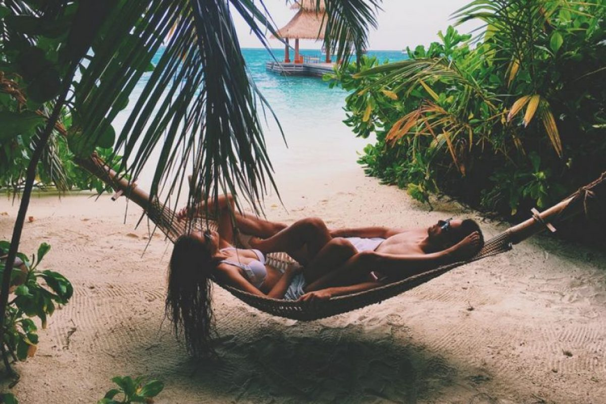 Un relax… Foto:Instagram