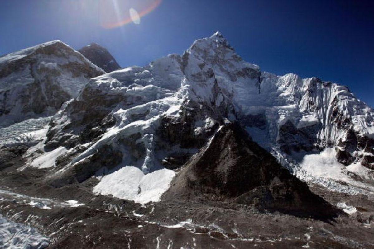 Marca la frontera entre Nepal y China Foto:Getty Images