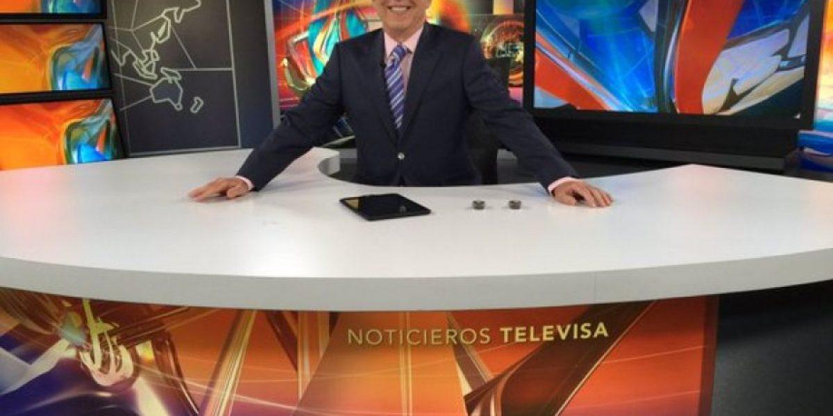 López Dóriga se despide de Noticieros Televisa