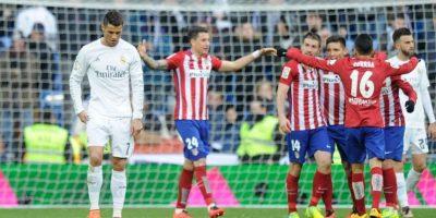 Atlético de Madrid mantiene una hegemonía sobre Real Madrid en los últimos tiempos Foto:Getty Images