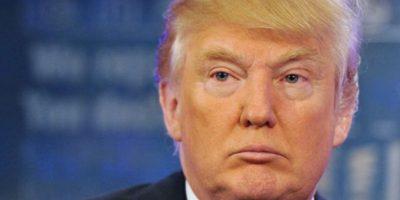 De todos modos, el candidato lo ha admitido, no sin antes decir que a los productos chinos y mexicanos les pondría un impuesto del 35% al 45% cuando entren al país, en caso de ser elegido. Foto:vía Getty Images