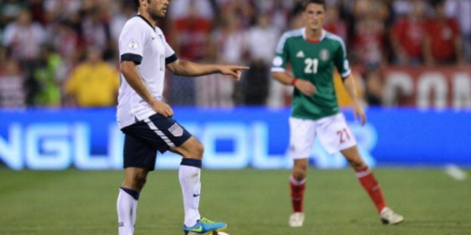Landon Donovan considera que México es el nuevo gigante de Concacaf Foto:Getty Images