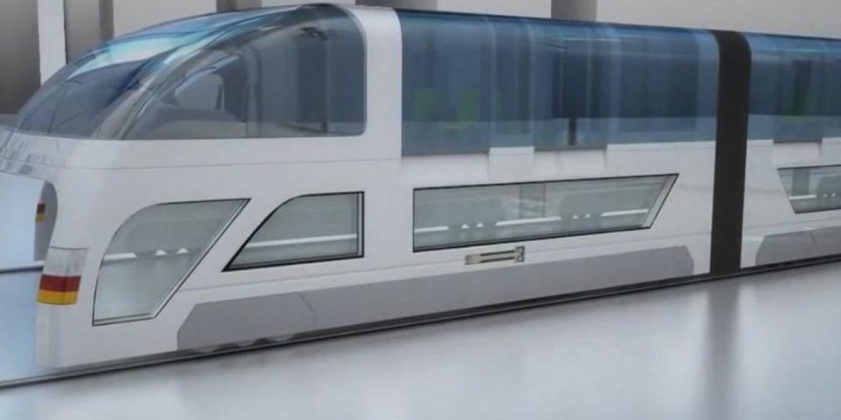 El bus del futuro está apunto de ser una realidad en China