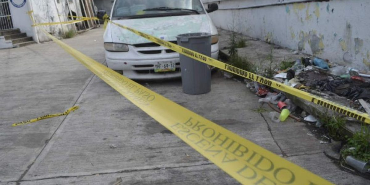 Drogas, móvil de ataque a bar gay de Veracruz: FGE