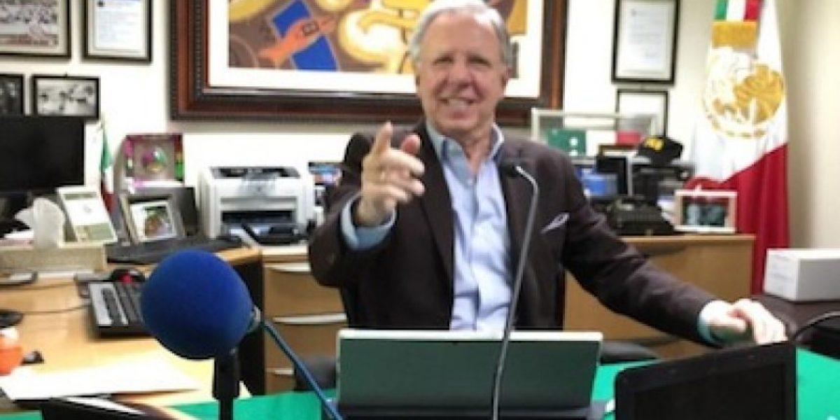 Joaquín López-Dóriga y sus escándalos en Televisa
