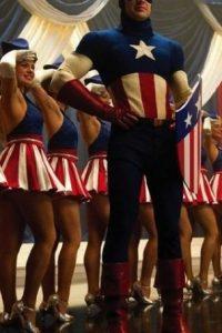 """""""Capitán América: El primer vengador"""" Foto:IMDb"""
