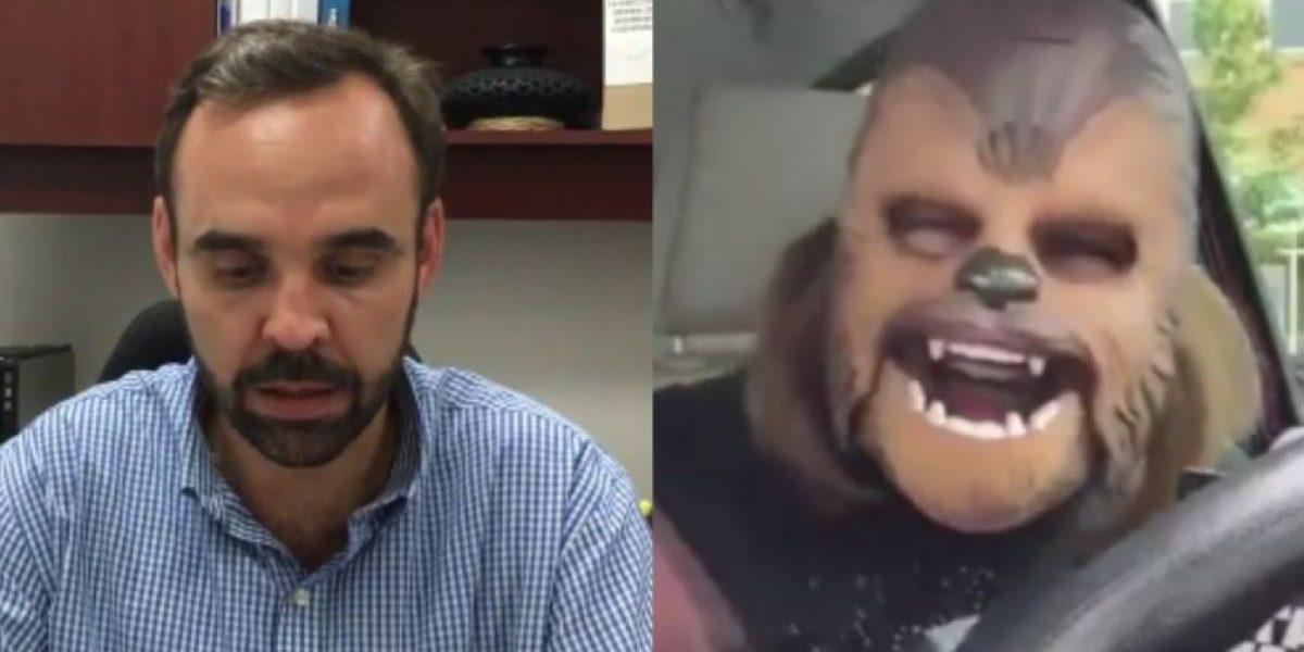 VIDEO: Arne se burla en Twitter de queja del PRD