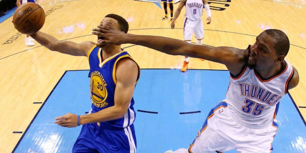 Thunder vence a los Warriors y se pone 3-1 en final del Oeste