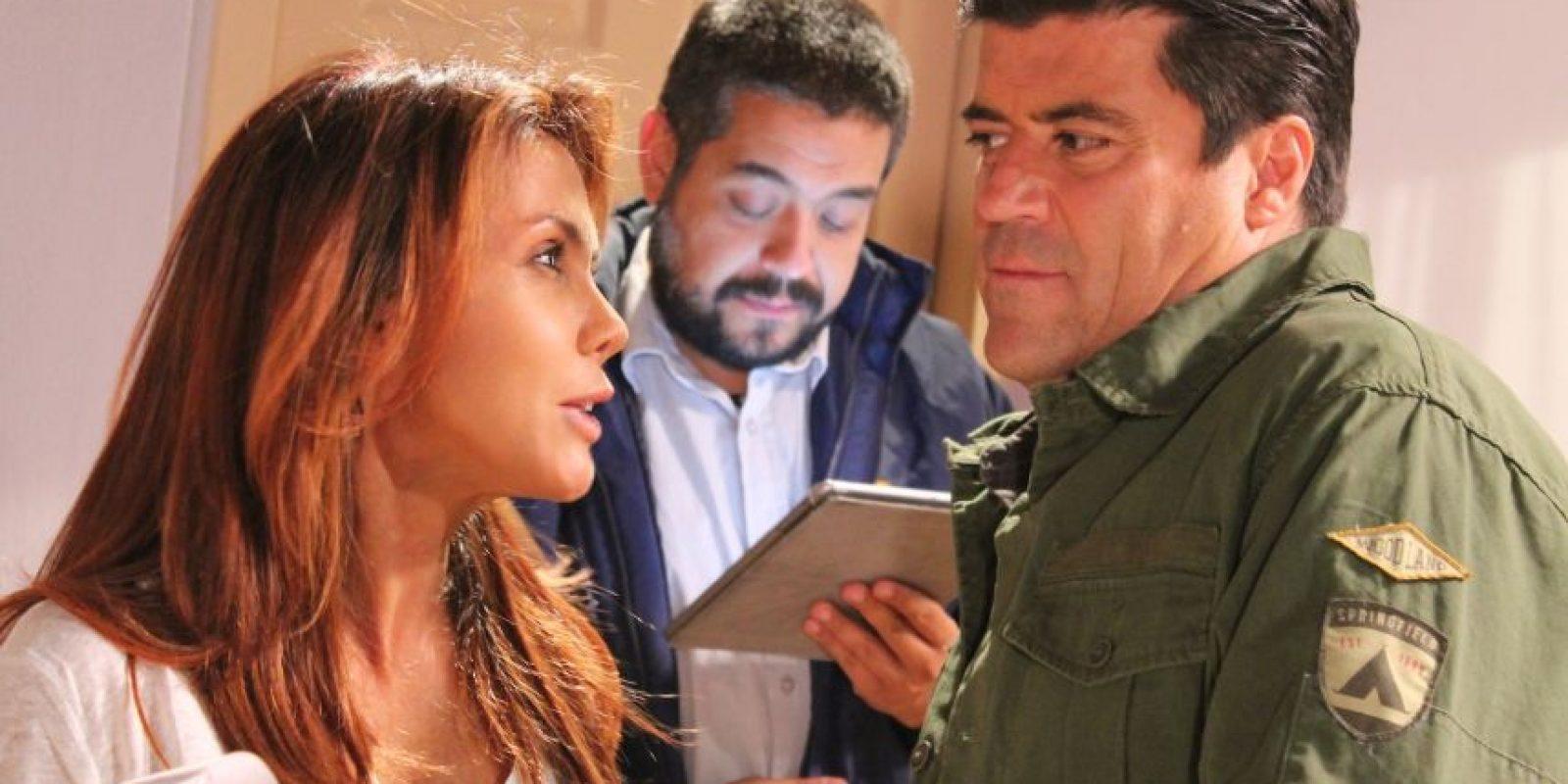 "Jorge ""El Burro"" Van Rankin Foto:Televisa"