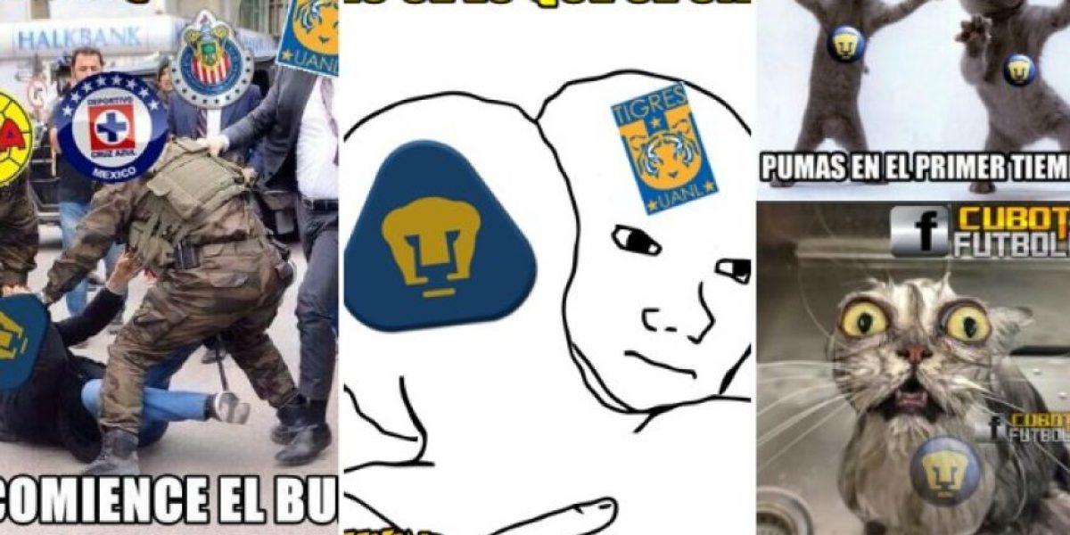 ¡Pumas está eliminado de Libertadores! Disfruta los mejores memes
