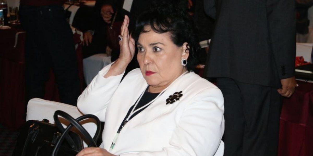 La siguente estrella de Las Vegas es para Carmen Salinas