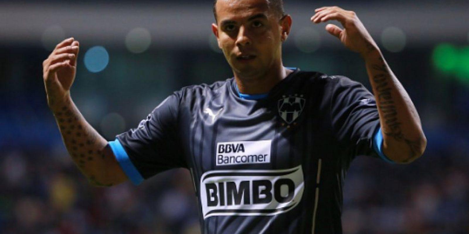 Edwin Cardona asegura que Monterrey será campeón del Clausura 2016 Foto:Getty images