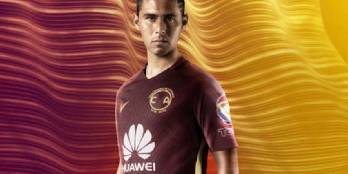 América presenta su jersey para conmemorar los 50 años del Estadio Azteca