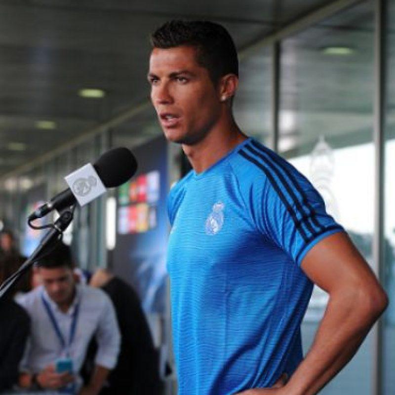 Crsitiano tiene confianza en vencer al Atlético de Madrid Foto:Getty Images