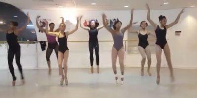 Así lucen las bailarinas de Homer Foto:Vía Instagram/@homerhansbryant