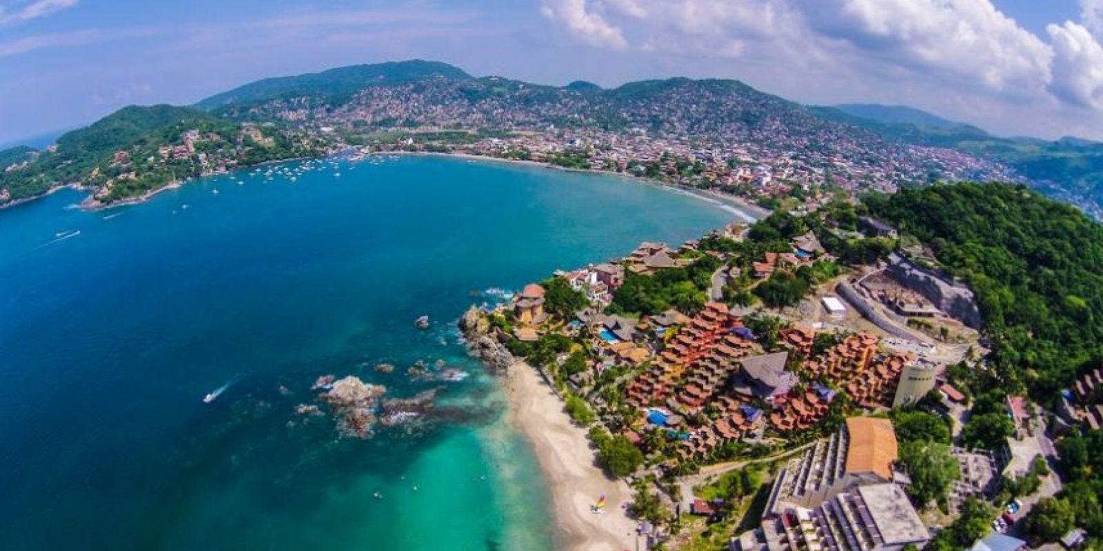 Ixtapa, Zihuatanejo, un paraíso. Foto:Cortesía
