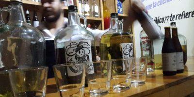 El bar La Katrina. Foto:Erika Padrón