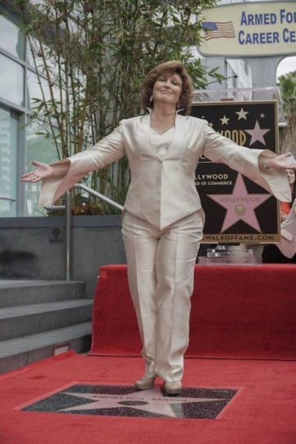 En su carrera, Angélica María ha filmado 61 películas de diversos géneros, como musicales, comedia, drama o cintas de suspenso, además de haber actuado en más de 25 telenovelas. Foto:Notimex